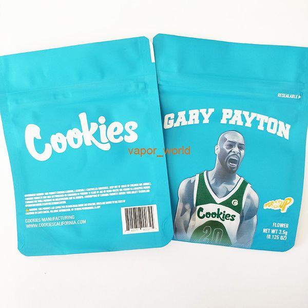 Gary sacs de biscuits payton