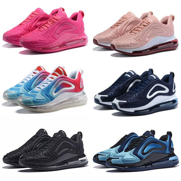 2019 New Cheap 72C Mens Running Shoes High Quality Triple Black Red Blue Designer Trainer Sports Outdoor Shoe Sneakers Shoes