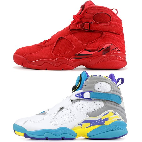 Nike Air Jordan 8 Retro 11 Basketballschuhe Prom Night Concord 45 11s Sneaker 2018 Schwarz Neue Männer Frauen Fashion Sport Turnschuhe Größe 5.5-13