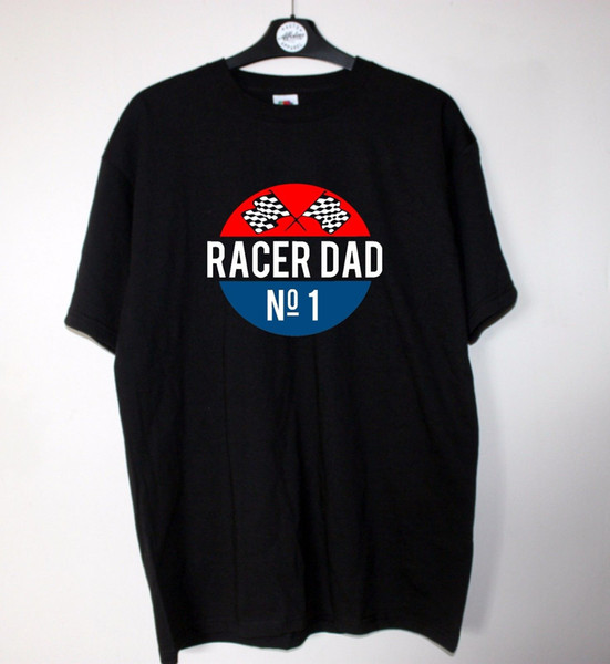 funny t shirt race driver Motorsport banger racer gift dad new black tee Funny free shipping Unisex Casual