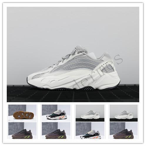 Kanye West Wave Runner affesc 700 scarpe da uomo casual da uomo scarpe da ginnastica marroncasual womans scarpe da corsa1222
