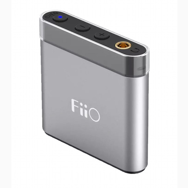 100% Original Genuine FiiO A1 Portable Headphone Amplifier w/ Bass Boost Micro to USB & 3.5mm Cables to MX