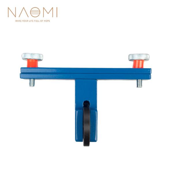 NAOMI Cello Bridge Machine Tools Redressal Bridge Machine & Cutter Repair/Install Tool Cello Family Parts Accessories #Blue