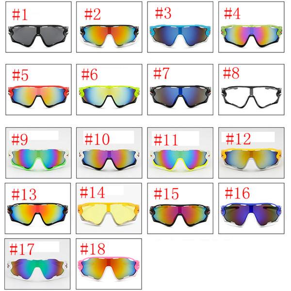 Bisiklet Güneş Gözlüğü UV Koruma Açık Spor Balıkçılık MTB Bisiklet Yürüyüş Bisiklet Gözlük Rüzgar Geçirmez Bisiklet Gözlük LJJZ158