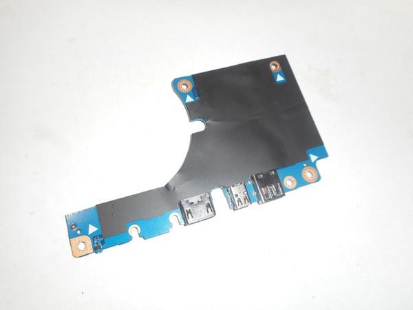 original for DELL Precision 7710 USB Mini DP HDMI BOARD LS-C552P 2J8P5 02J8P5 100% Test ok