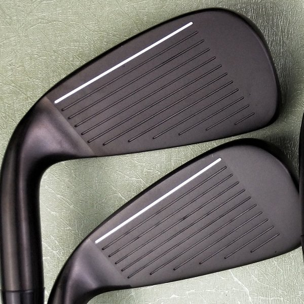 Men 0311XF Black Red and Blue Golf Clubs, 3-9 W, Group 8, Graphite and Steel Clubs, Rod Cover, Free Delivery
