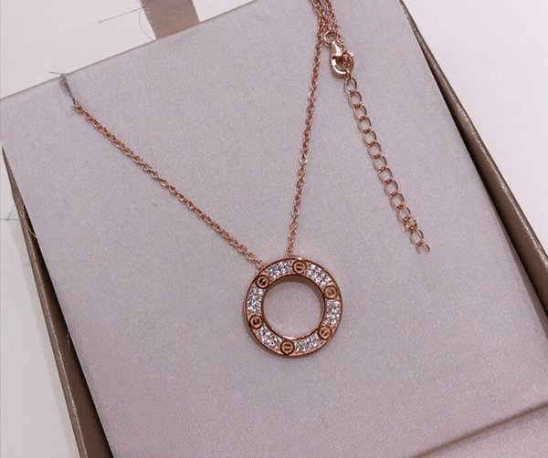 Rose gold (with diamonds)