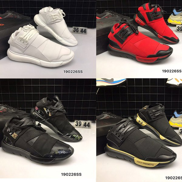 Qasa High 36-44 Y Mesh Shoes 3 Casual Shoes For Men Include 9 Colors Breathable And Comfortable Shock Casual Shoes 40-44
