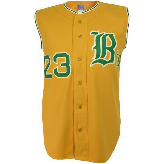 Burlington Bees 1972 Road Jersey 100% Сшитые Вышивки Логотипов Старинные Бейсбольные Майки На Заказ Любое Имя Любое Количество Бесплатная Доставка