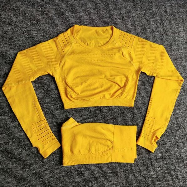 Conjuntos C2 amarelas