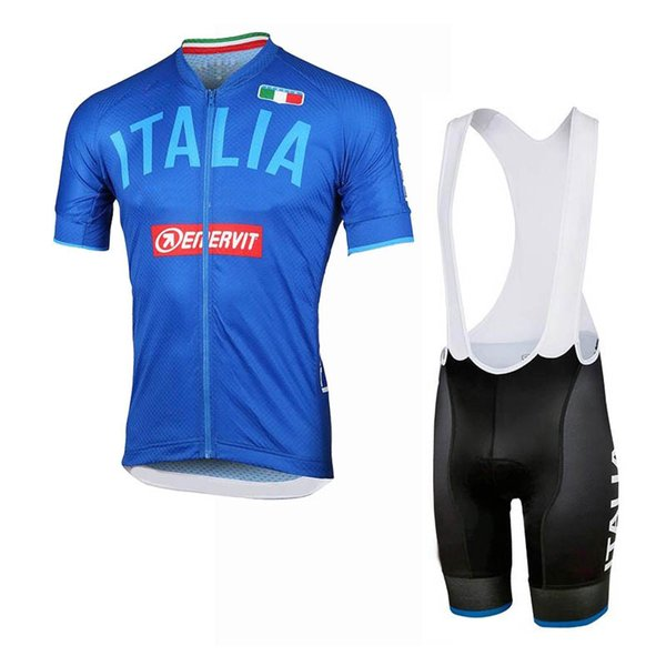 ITALY team Cycling Short Sleeves jersey bib shorts sets High Quality summer Bike Wear Quick Dry Bicycle Clothing Sportswear shorts sets