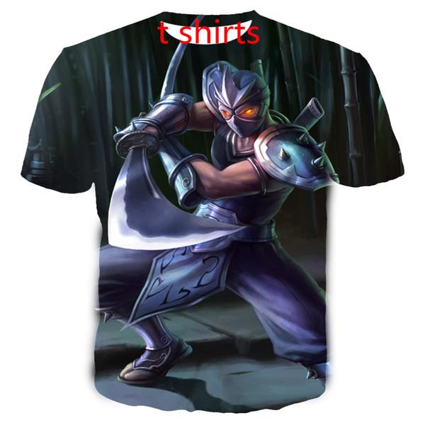 League of Legends Shen 3d print vests/t shirts/sweatshirts/zip hoodies/pants fashion men harajuku tee funny streetwear tracksuit