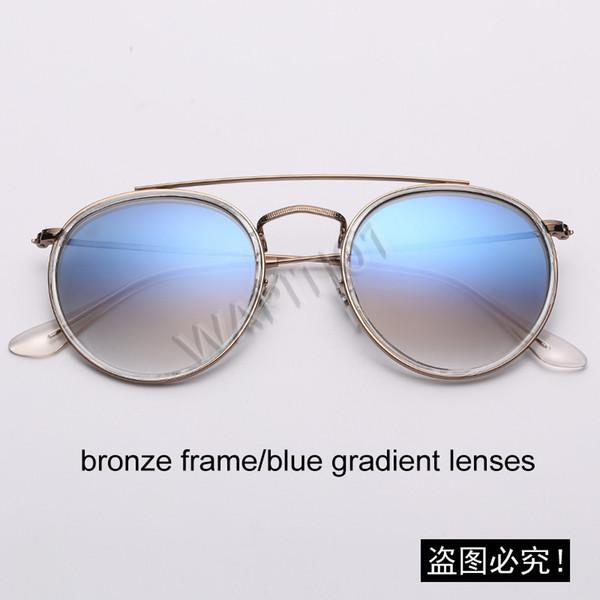 90683F Bronze-blauen Gradienten