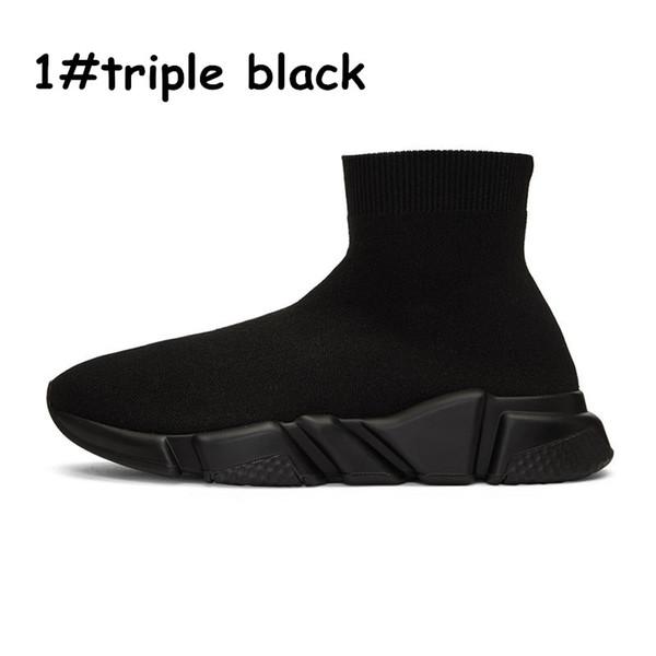 A1 triple black