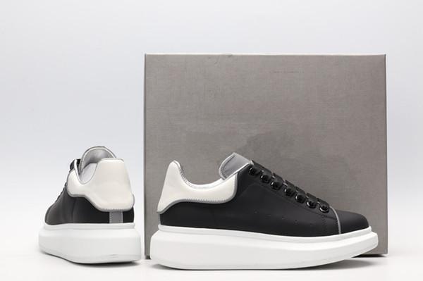 2019 Designer Schuhe Geschwindigkeit Trainer Oreo Dreibettzimmer Schwarz Grün Flache Luxus Mode Socken Boot Designer Männer Frauen Turnschuhe yd19030807