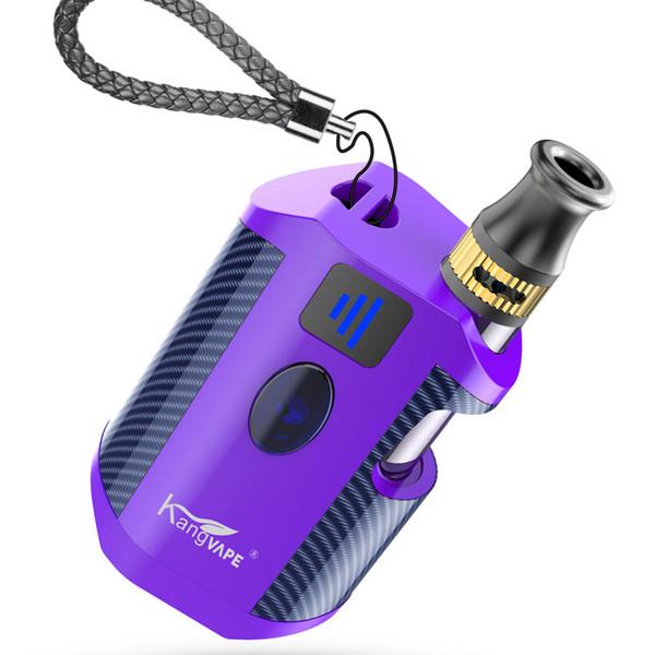 E-cigarette vape mod kit 510 vape battery Cartridges Kit with 650mAh Vape pen Preheat box Mod Fit Liberty