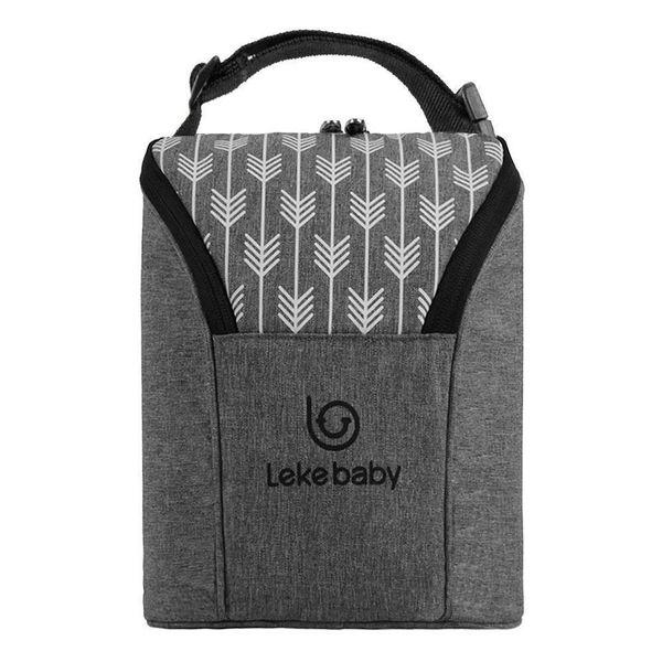 Baby Bottle Bag Small Size Breast Milk Preservation Storage Milk Ice Bag Breast Milk Backpack Bottle Warmer Cooler Bags