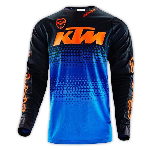 2020 nova KTM SE off-road racing camisa motocicleta bicicleta de ciclismo vestuário descidas de roupas de mangas compridas de secagem rápida