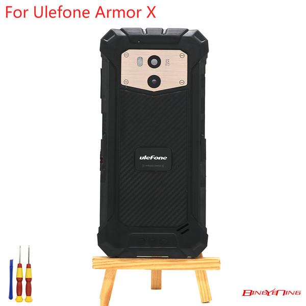 BingYeNing Nouveau original pour Ulefone Armure X batterie Housse de protection de la batterie couverture arrière de cas