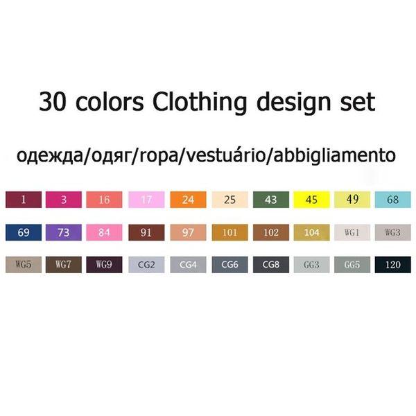 30 Giyim Seti