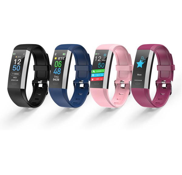 Smart Watch mit Körper-Temperatur-Test