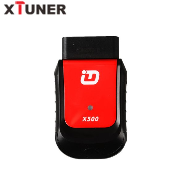 XTUNER X500 Bluetooth Auto Diagnostic Tool works with Andriod Phone OBDII ABS Battery DPF EPB Oil TPMS IMMO Scanner XTUNER X500