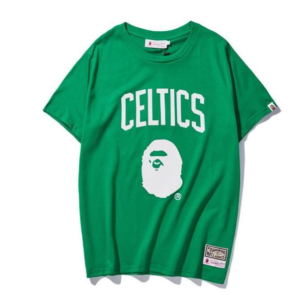 Женский стиль с коротким рукавом футболки мужские Новая мода футболка хлопок футболки