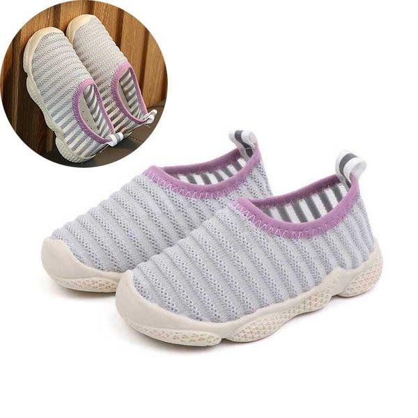 Atmungsaktive Turnschuhe Boden Mesh Weichen Schuhe 2019 Sommer Kind Komfortable Mädchen Großhandel Kinder Frühling Jungen Mode Freizeitschuh xdtshrQC