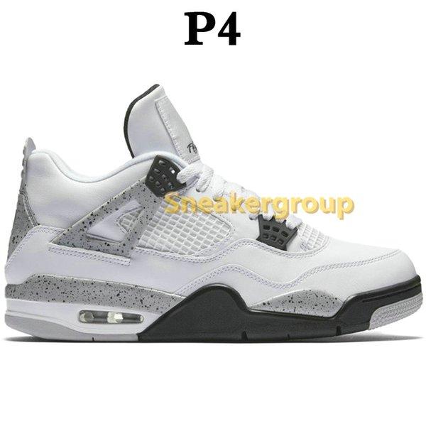 P4-White Cement