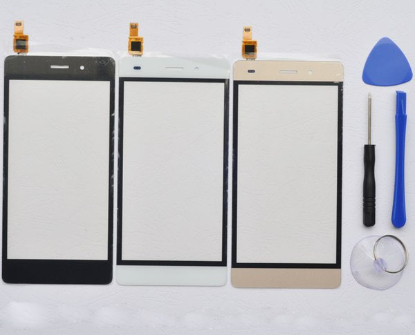 Touch Screen For Huawei 5.0''P8 Lite 2015/5.2''P8 Lite 2017 Digitizer Touch Panel Glass Lens Sensor Free Tools
