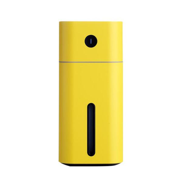 Latest Trending Mini USB Multifunction Car Humidifier Cool Mist Mute Air Humidifier With Colorful Light