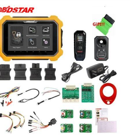 Best OBDSTAR X300 DP Plus X300 PAD2 C Package Full Version Support ECU Immobilizer+Mileage correction+Diagnosis+For toyota Smart Key