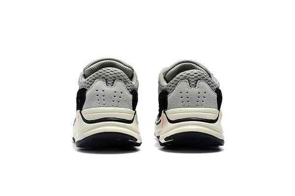 45eb1a6d0876 Детские кроссовки Kanye West Wave Runner700 кроссовки дети 700 спорт  малышей обувь Повседневная обувь размер eur 28-35