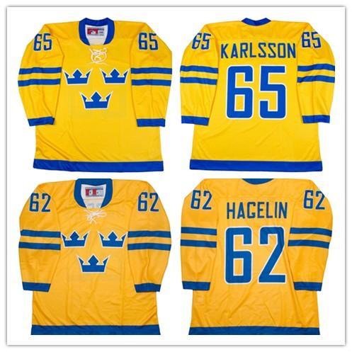 erik karlsson sweden jersey