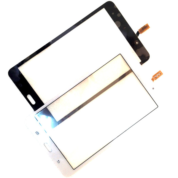 """White Samsung Galaxy Tab 4 7/"""" Touch Screen Glass Digitizer SM-T230NU Adhesive"""