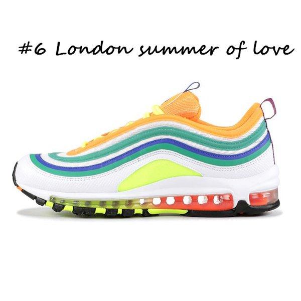 # 6 Londres verão de amor
