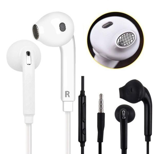 Interior del auricular del auricular de Bluetooth universal de auriculares para Samsung S6 S7 S8 S9 borde androide teléfono
