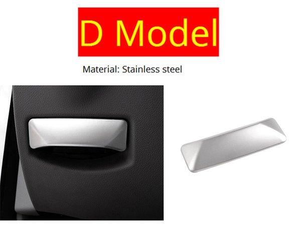 D نموذج الفضة