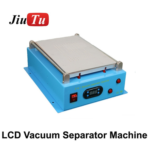 Large LCD Separator Machine with Built-in Pump For iPad iPhone Broken Glass Separation Used As Hot Plate to Heat Up LCD Screen