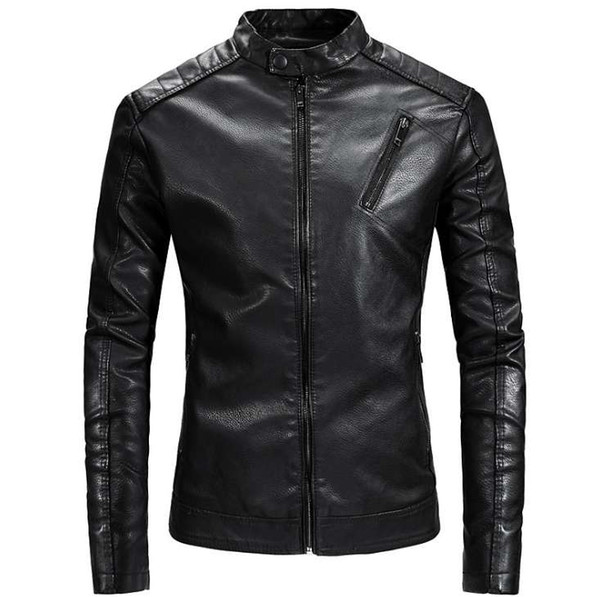 осень и зима мужская куртка Мотоциклетная куртка мужские дизайнерские зимние пальто мужская уличная одежда теплая одежда для мужчин оптом