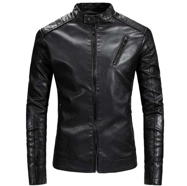 autumn and winter men jacket Motorcycle Jacket mens designer winter coats mens Streetwear Clothing Warm Clothes For Men wholesale