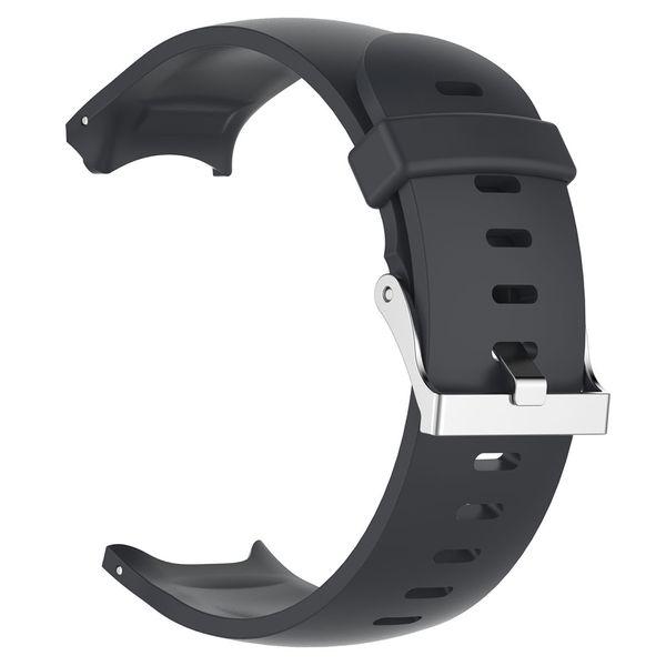 de remplacement de silicone de haute qualité pour Garmin Approach Wristband Montre S3 GPS (sac OPP) pour faciliter le remplacement à tout moment