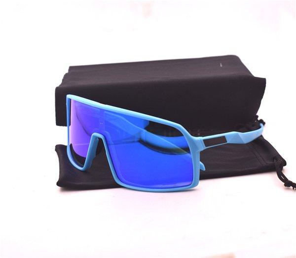 9405 mavi çerçeve mavi lens