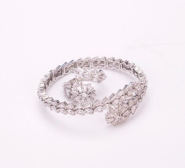 Silver Sets(Bracelets+Ring)
