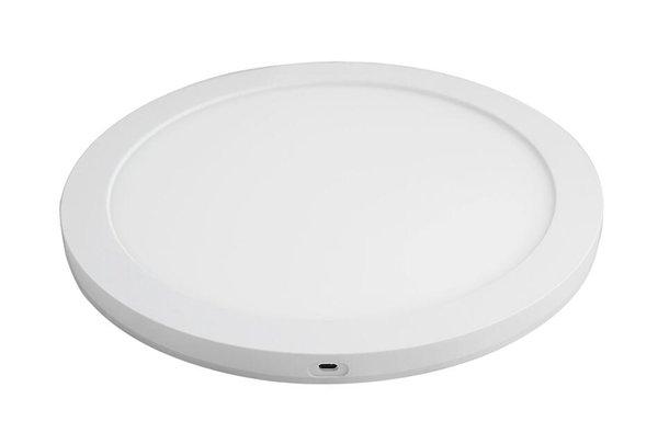 Ultra Thin Triac Dimmable panneau LED Downlight 6W 12W 18W 24W LED ronde plafond encastré Lumière AC 120V panneau LED
