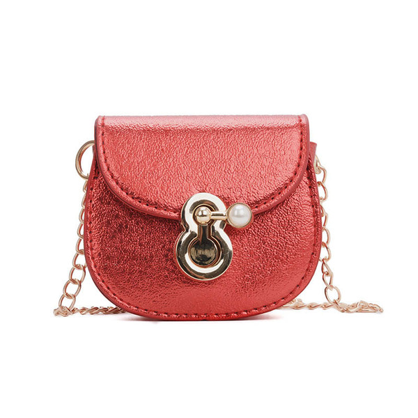 Korean kids designer bag fashion kids purses glisten Boutique princess girls bags kids bag Childrens Bags Shoulder Bags Messenger Bag A6267
