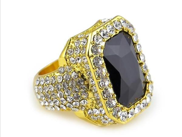 золото черный камень