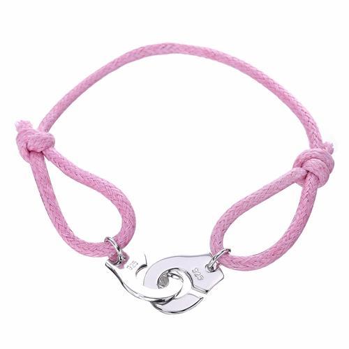 Розовый Канат Серебро