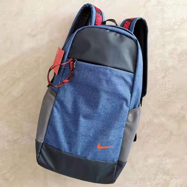 Unisex Luxury Shoulders Bag Womens Brand Shoulders Package Mens Teenager Students Backpack 7 Colors Casual Outdoor Daypack B105056Z