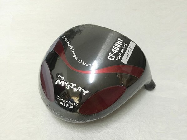 The Mystery CF-460HT Driver Mystery CF-460HT Golf Driver Golf Clubs 9.5/10.5 Degree Graphite Shaft With Head Cover